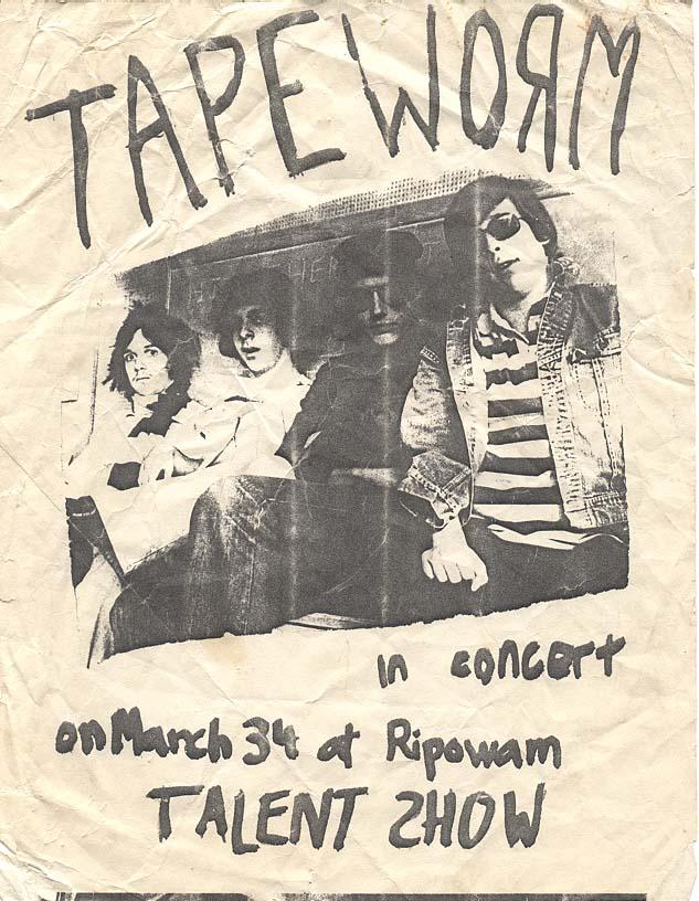 Tapeworm Break My Face