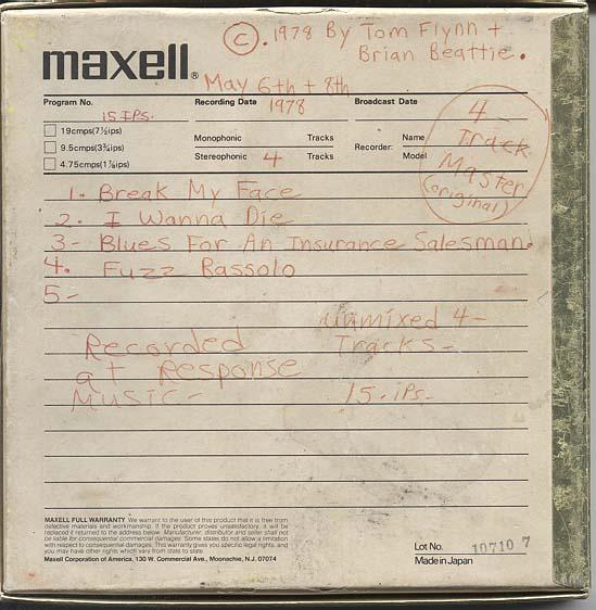 mastertape